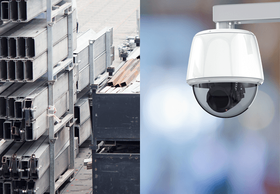 Protecting Your Inventory with IP Security Cameras